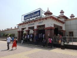 Stasiun Agra Cantt (Dokpri)