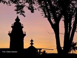 Ilustrasi foto: Mesjid di Banten Lama