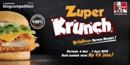 Kompasiana Blog Competition bersama KFC Indonesia