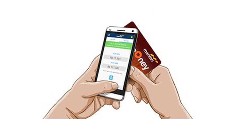 NFC E-Money