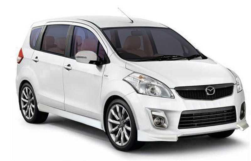 Mazda Ertiga? Hahaha. | Foto: Mazda.co.id
