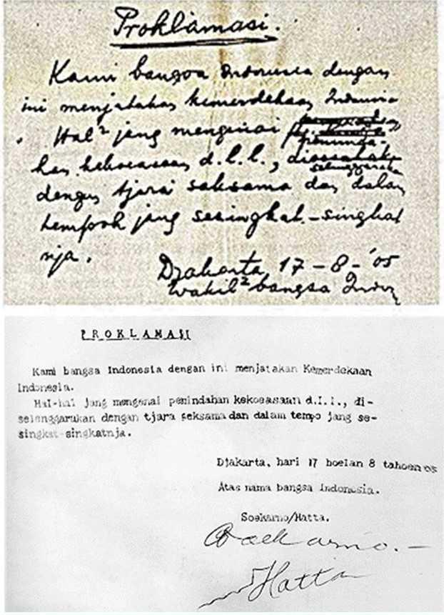 Proklamasi Kemerdekaan 1945 Dan Sakitnya Soekarno Saat Membacakannya Halaman 4 Kompasiana Com