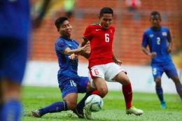 Evan Dimas (Fot Herka Yanis/Bolasport.com)