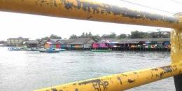 Kampung Warna-Warni Teluk Seribu ( dok google)