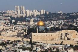 Kota Tua Yerusalem, lokasi Masjid Al-Aqsa berada. (Sumber Foto: http://static.republika.co.id/uploads/images/inpicture_slide/kota-tua-yerusalem-lokasi-masjid-al-aqsa-berada-_150921194402-787.jpg)