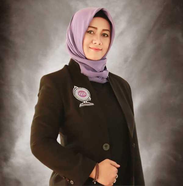 Lia Mutisari (Sumber: Koleksi pribadi Lia Mutisari)