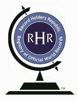 Logo Record Holders Republic (Sumber: RHR)