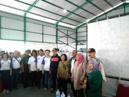 Foto Bersama Panitia dan Walikota Malang