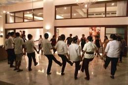 Keceriaan Acara Launching Brand AMNAYA Resort Kuta, Jumat (1/9) malam lalu