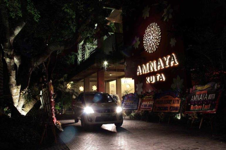 AMNAYA Resort Kuta / dap
