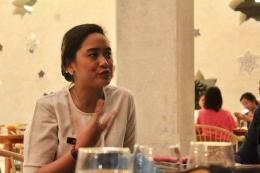 Dita Retno, Public Relations Officer Amnaya Resort Kuta / dap