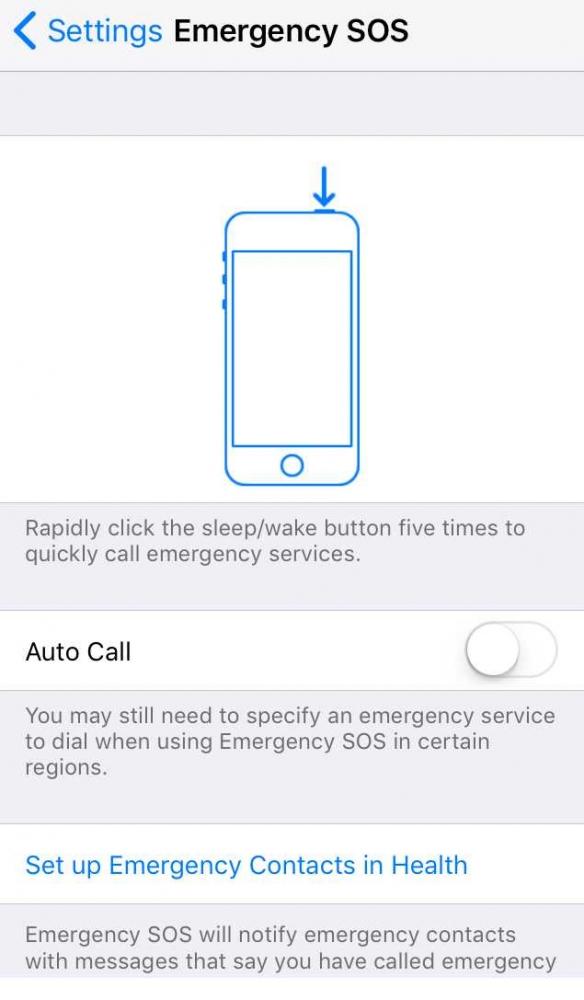 Cuplikan dari iPhone 5S.