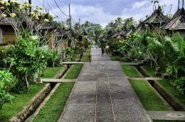 Desa Penglipuran, Indonesia Foto Travel.dream.co.id