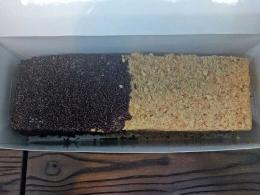 salah satu varian cake C&F oleh oleh bolu Medan (Dokumentasi Pribadi)