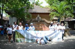 Mendapat hadiah tur ke Bali dari Kompasiana (Dok Pribadi)