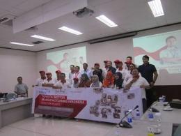 Ikut Kompasiana Visit ke PT Toyota di Sunter, Jakarta