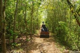 Perjalanan Panjang Trip JPS Offroad bersama GenPi (Dokumentasi Pribadi)
