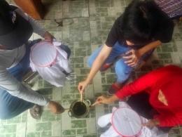 Workshop batik. Doc:Pribadi
