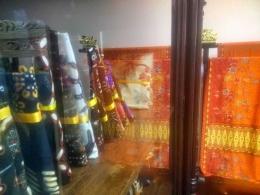 Koleksi batik sutra. Doc:pribadi