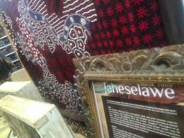 Batik Jaheselawe. Doc:Pribadi