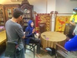 Penjelasaan dari Dewi Puspasari. Doc:Pribadi