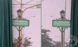 Jalan Siliwangi & Pajajaran di Jogja. Sumber: Pikiran Rakyat