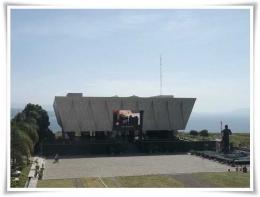 Gedung Museum Batak (Dokpri)