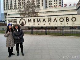 Di depan Izmalovo