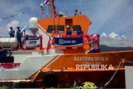 Kapal Bahtera Seva III/republika.co.id