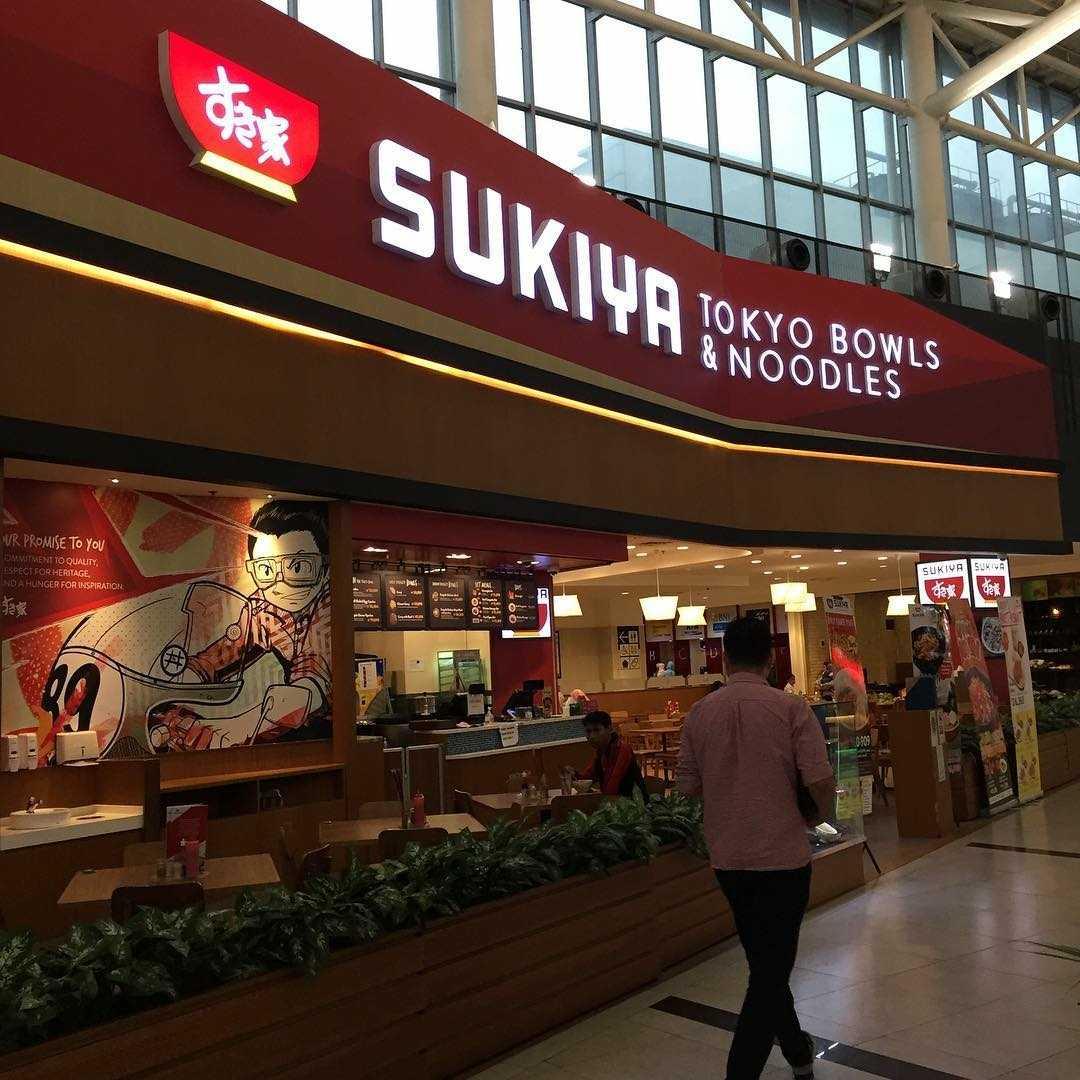Resto di Jepang (Sukiya Tokyo Bowls & Noodles)