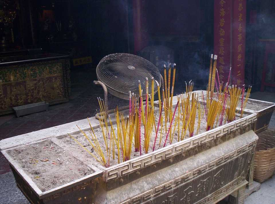 Salah satu media untuk beribadah di Macao (sumber: Pixabay)