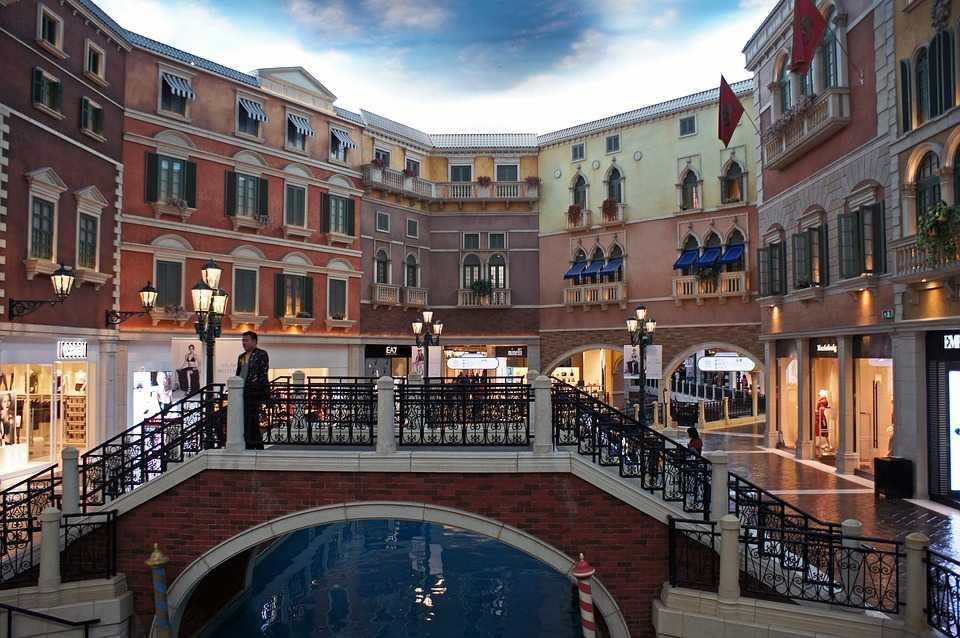 The Venetian Macao (sumber: Pixabay)