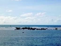 Indahnya Pantai Ujung Genteng (Dokpri)