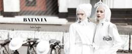 BATAVIA Collection oleh Zaskia Sungkar dalam Acara Oxford Fashion Week di London 2015 (Dok. zaskiasungkarhijab.com)