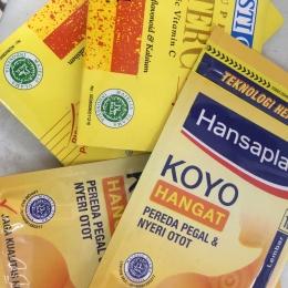 Beberapa Obat Berlogo Halal (Dok. Rodame)