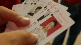 Kartu Perempuan Hilang merupakan salah satu cara melacak perempuan yang hilang. Sumber : Al Jazeera, bc05.ajmn.me
