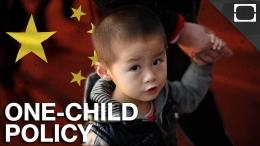Kebijakan one child yang diterapkan tahun 1979 kini mulai menimbulkan dampaknya. Sumber:i.ytimg.com