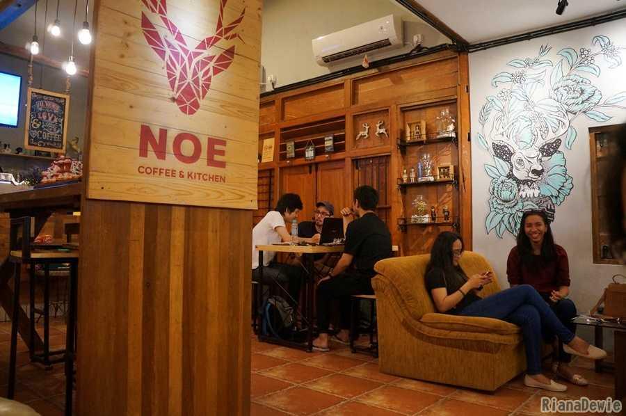 Suasana Noe Coffee and Kitchen