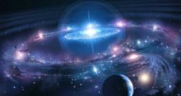 Universe: (Sumber gambar Devianart.com)