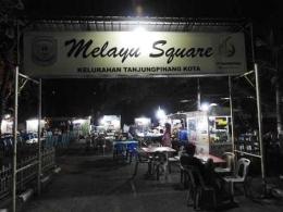 Nama Resmi Taman Melayu Square (Dokpri)