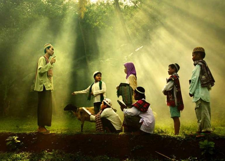 Ilustrasi gambar dari ikimfm.my