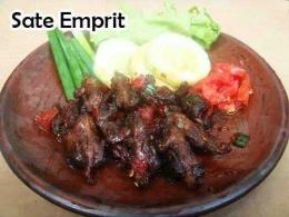 SATE EMPRIT KHAS KEDIRI (yomanuto.com)