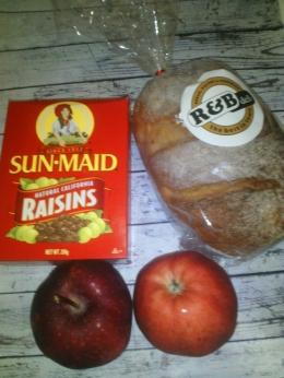 roti dari R&B Grill yang sempat saya cicipi (doc.pri)