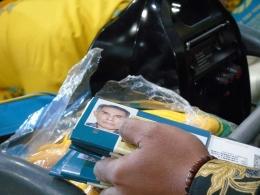 Pembagian Paspor Jamaah Umrah PT Cendana (Dok. Pribadi)