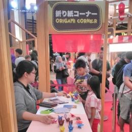 Origami Corner