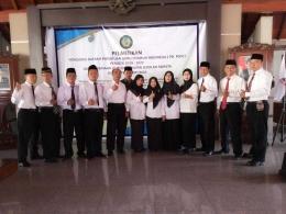 Pengurus PGSI Banyumas foto bersama (Foto; Dokpri)