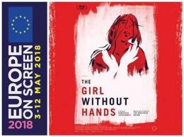 Poster The Girl Without Hands yang tayang di IFI dan AF Denpasar (sumber: europeonscreen2018)