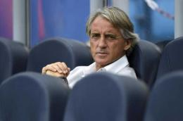 Mancini resmi melatih Italia I Gambar : Peninsulaqatar