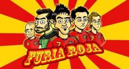 La Furia Roja (Foto: Fancueva.com)
