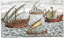 Pict: Lodewijcks, The First Dutch Expedition (Amsterdam, 1598). 1001indonesia.net